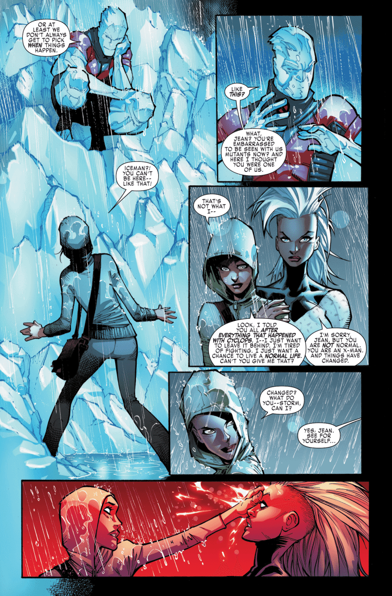 Extraordinary X-Men Preview page 2