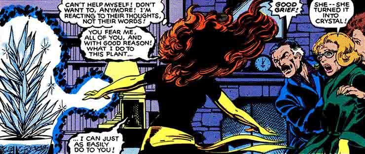 """X-Men """"The Dark Phoenix Saga"""""""