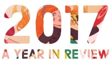ComicsVerse: 2017, A Year in Review