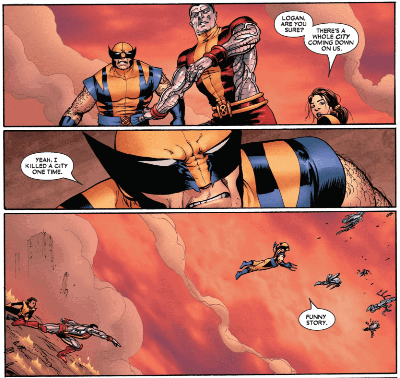 Wolverine in Astonishing X-Men