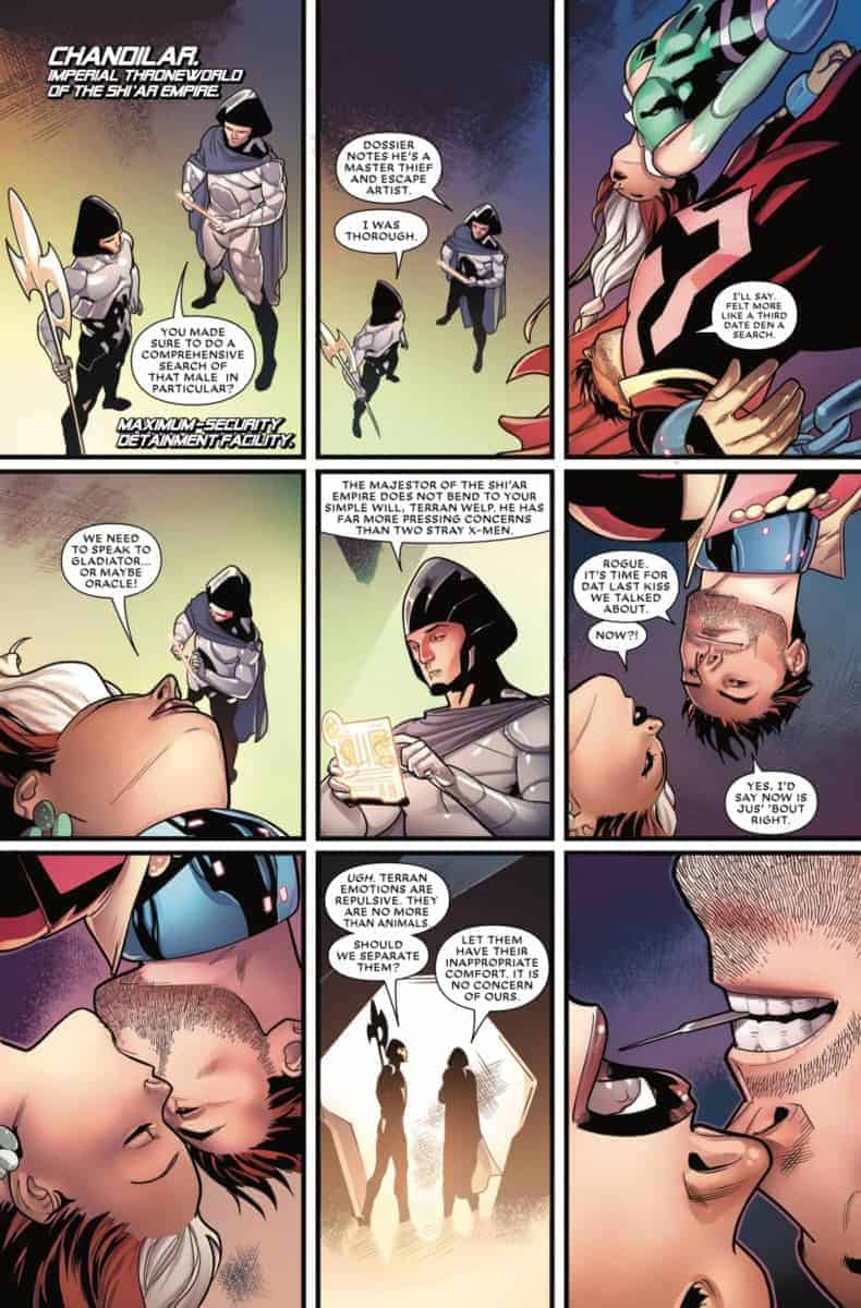 mr. and mrs. x #4