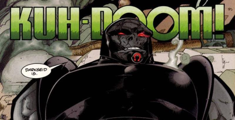Adaptation: Darkseid