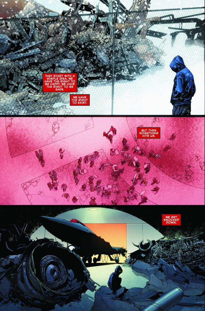 Uncanny X-Men Cyclops