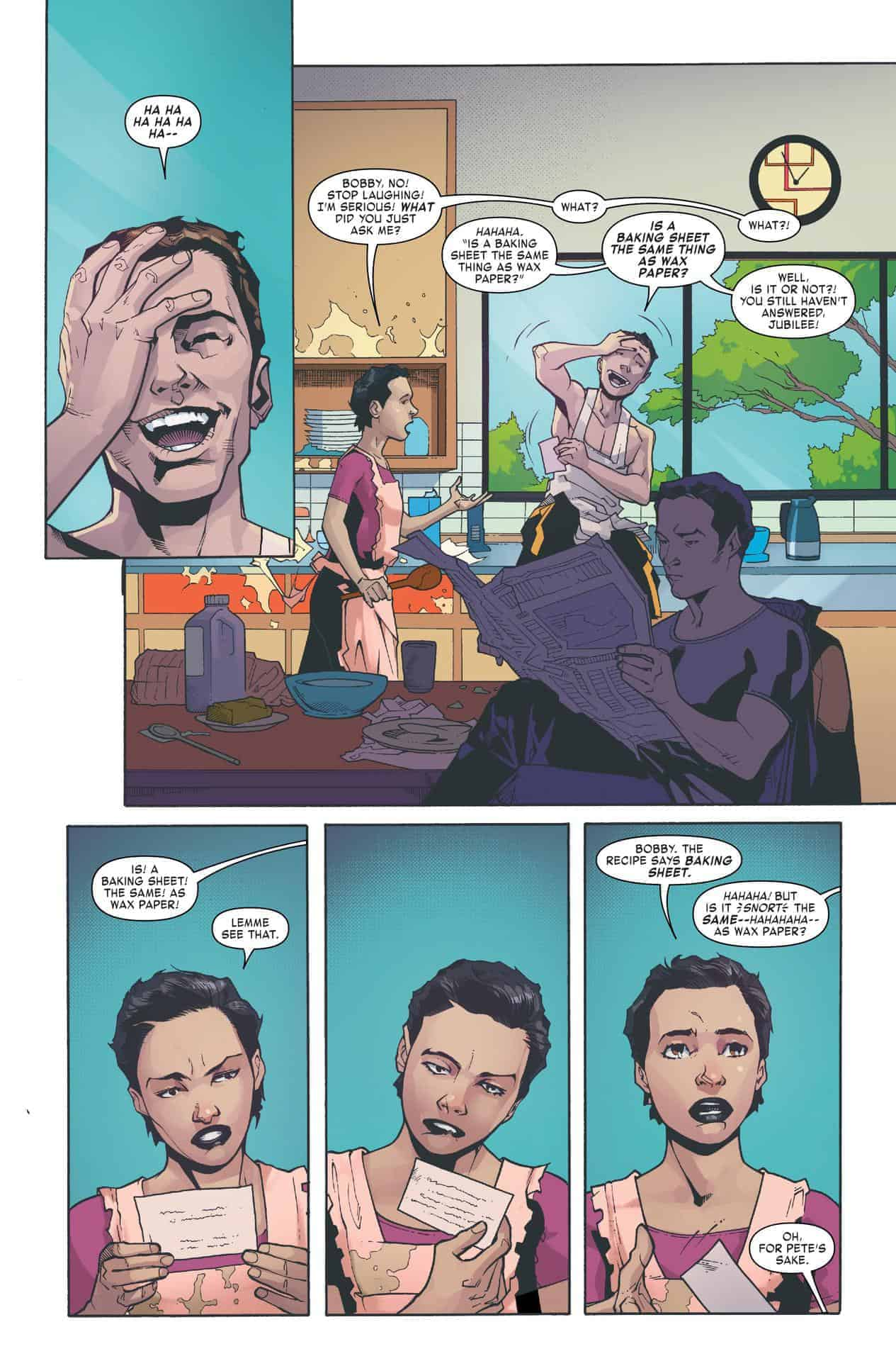 Age of X-Man The X-Tremists #1