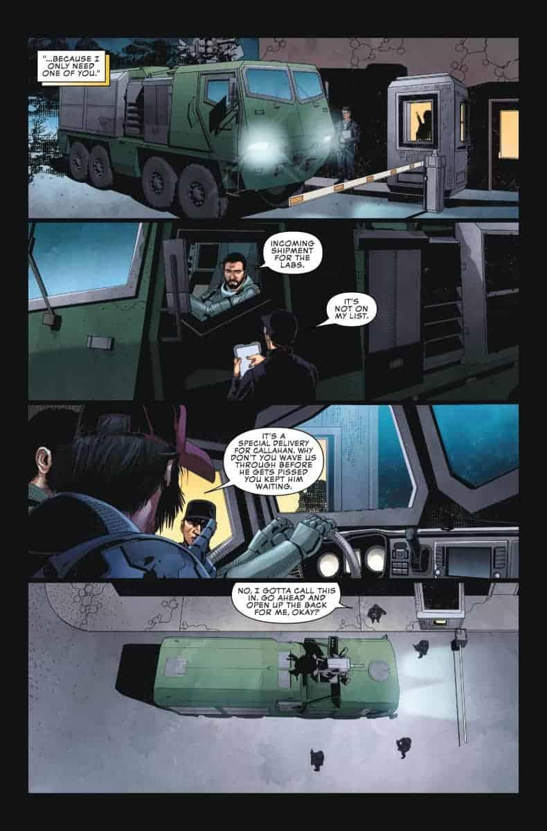 Uncanny X-Men #12 Review