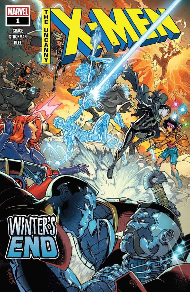 Uncanny X-Men- Winter's End #1