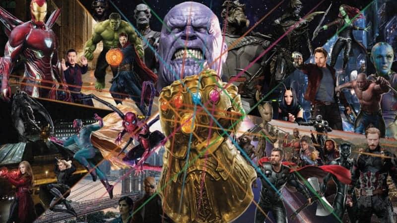 Infinity Saga