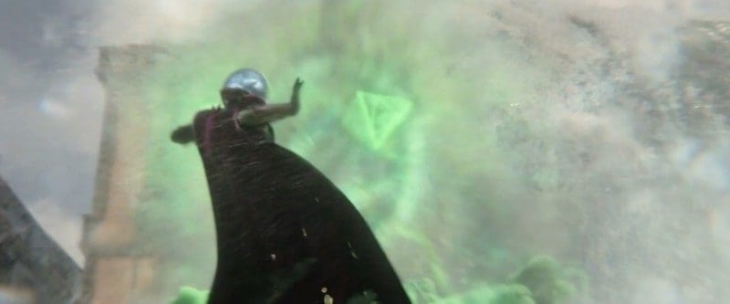 Sinister Six Marvel: Mysterio stops an elemental attack