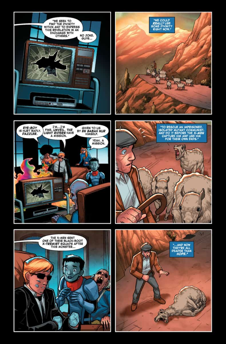 AGE OF X-MAN: APOCALYPSE & THE X-TRACTS #3