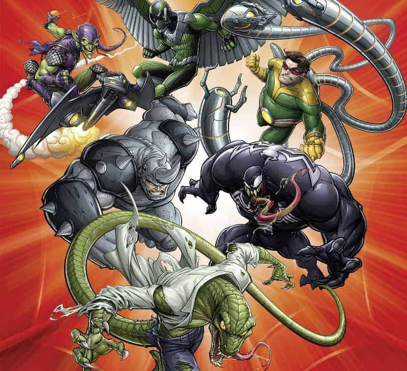 Sinister Six- Another Array