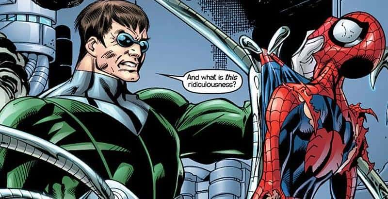 Sinister Six- Doctor Octopus