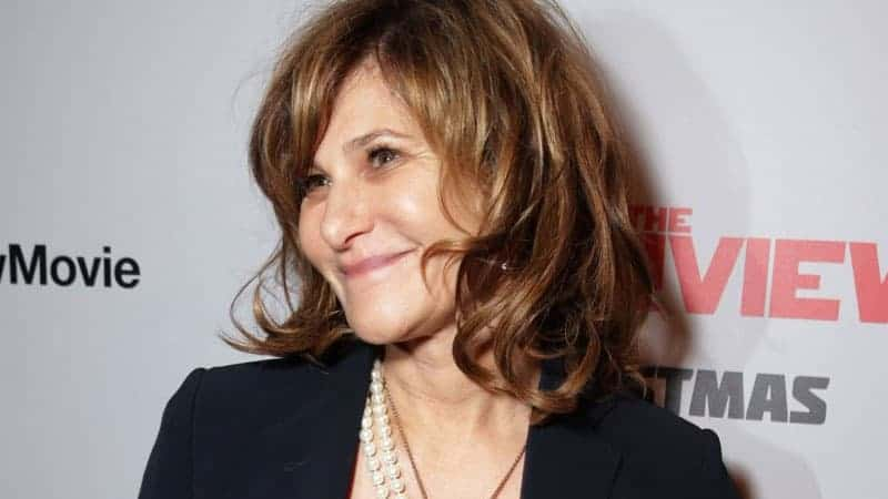 Amy Pascal, former Sony Pictures head