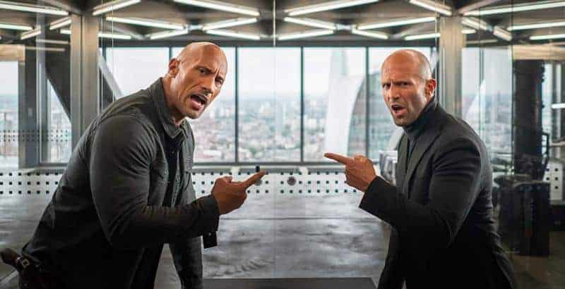 Hobbs & Shaw- Finger Pointing