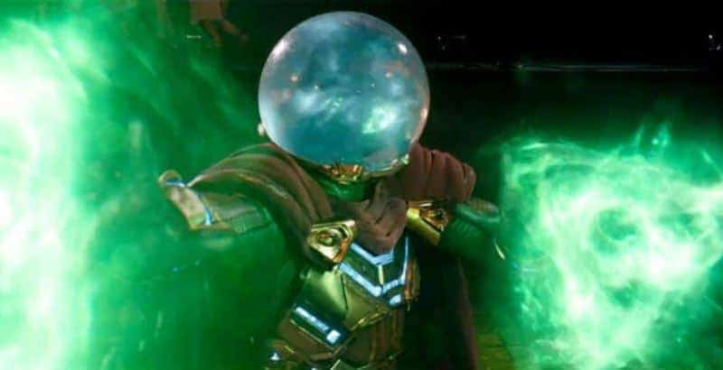 Sinister Six- Movie Mysterio