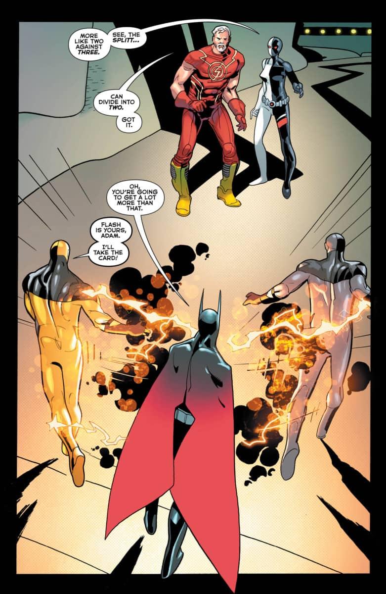 Batman Beyond #36 page 2
