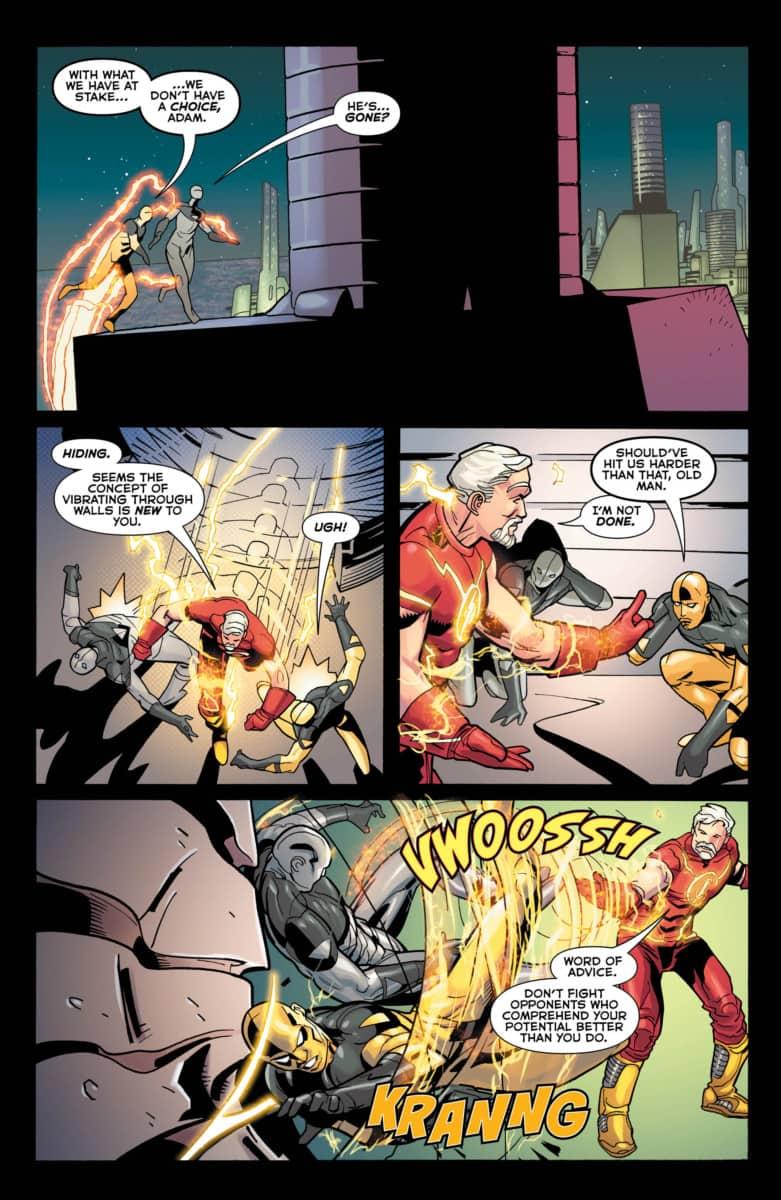 Batman Beyond #36 page 5