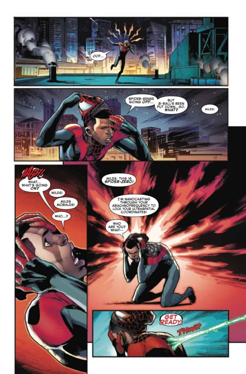 spider-Verse #1 2019 preview page 3