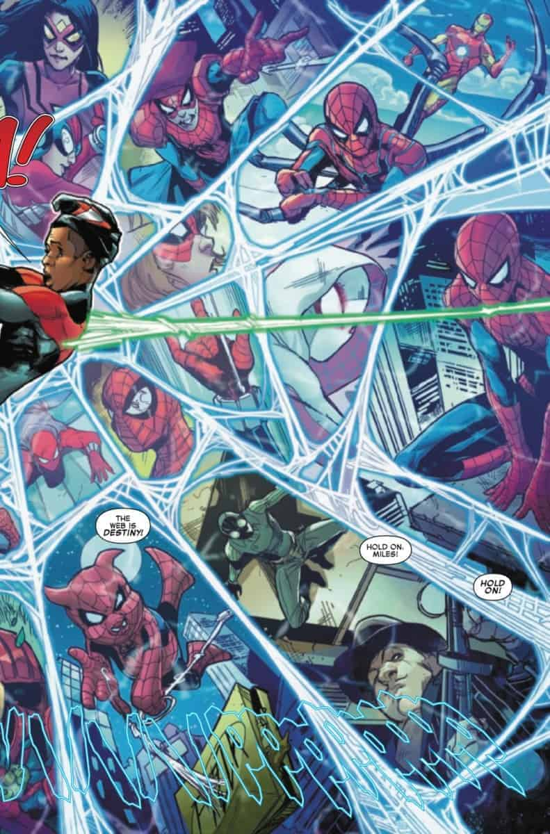 spider-Verse #1 2019 preview page 5