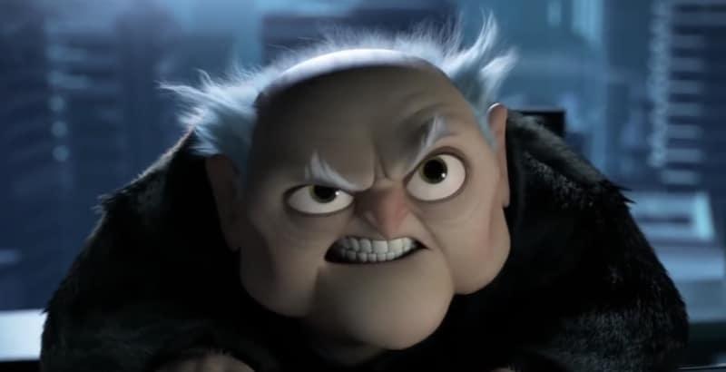 Abominable Mr Burnish