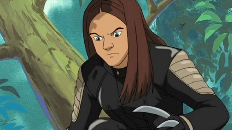 X-23, or Laura, first appeared in X-Men Evolution