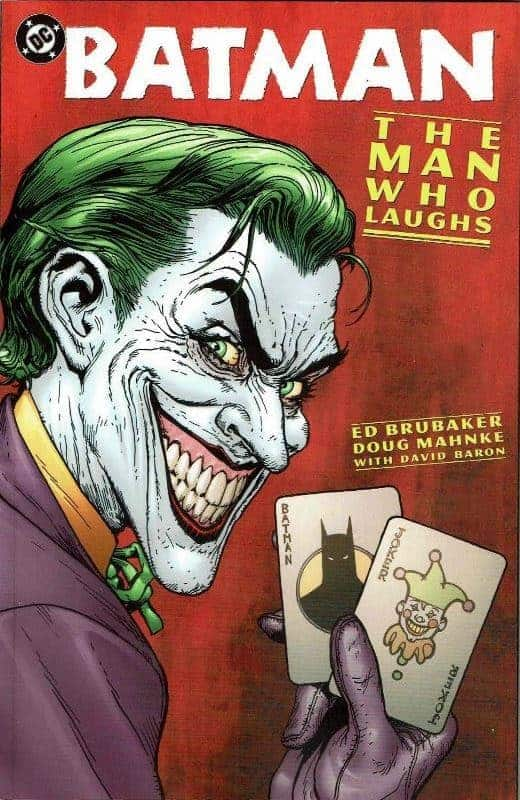 Joker Stories: The Man Who Laughs